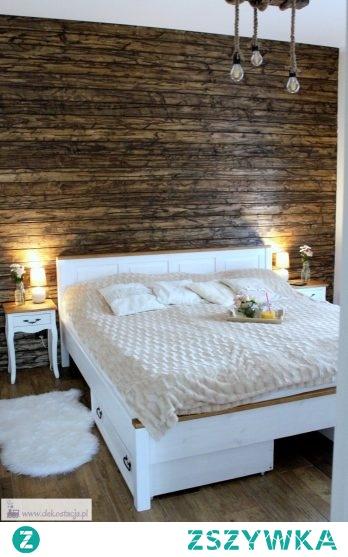 Moja wymarzona sypialnia w końcu skończona :)