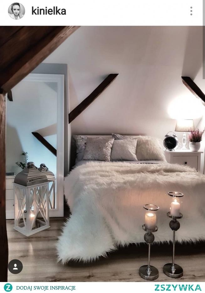 Sypialnia Dekoracje Ikea Lustro łóżko Na Wnętrza Dodatki