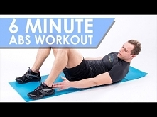 6 Minute Abs Workout - Abdominal & Oblique Exercises