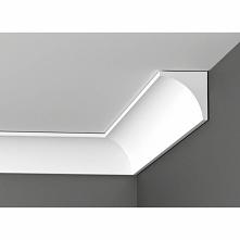 Gładka listwa do zabudowy karnisza DWGW 14P to piękna klasyczna sztukateria wewnętrzna, która swoim ascetycznym profilem wzbogaci każde wnętrze. Stylowy kształt listwy osłaniają...