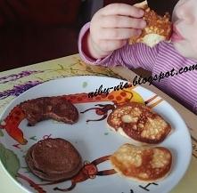Mini biszkoptowe omleciki