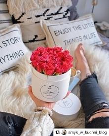 Róże w pudełku i okaż swoje...