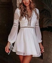 Delikatna sukienka ❤