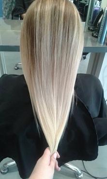 Chłodny blond <3