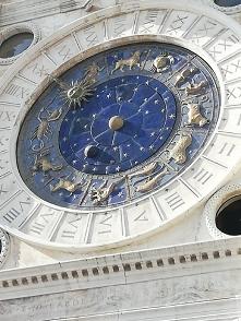 Venecja tarcza kalendarza