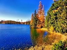 Jezioro Szczyrbskie, Słowacja