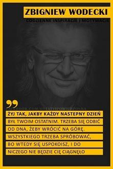 Cytaty Zbigniew Wodecki wię...