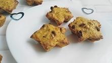 Muffiny marchewkowe :)