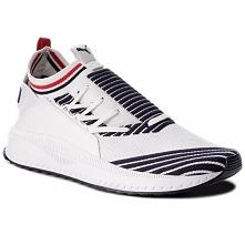 Sneakersy PUMA - Tsugi Jun Sport Stripes 367519 01 Pwhite/Peacoat/Rred
