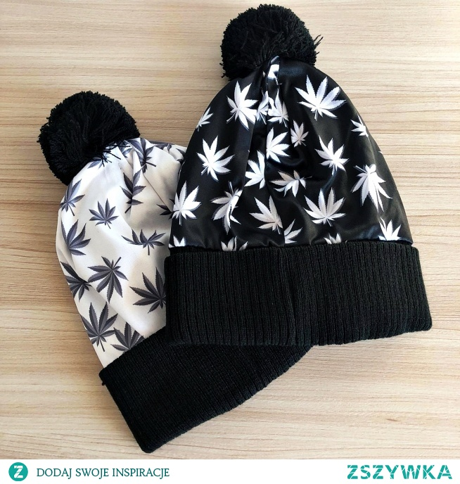 Ciepłe czapki na jesień/zimę dostępne już w sklepie! ♥ Link w komentarzu pod zdjęciem.