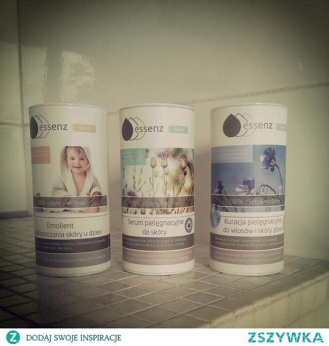 NOWOŚCI na KONOPIE-ONLINE.PL oraz w punkcie konopnym w Ostrowie Wlkp! Najwyższej jakości w 100% naturalne dermokosmetyki z CBD marki Essenz - Serum dla chorej skóry, serum do bardzo zniszczonych włosów i lniany emolient do pielęgnacji dzieci. Polecamy!!