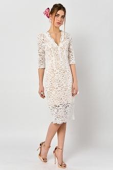 Przytulia - koronkowa sukienka ślubna