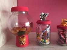 DIY: Jak zrobic ozdobne słoiczki na słodkości i różności.  ZAPRASZAM NA KANAŁ...