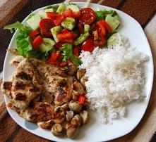 Obiad z Kurczakiem