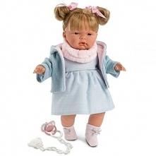Lalka Llorens Joelle płacząca 38 cm