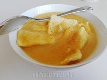 Zupa krem z dynii i marchew...