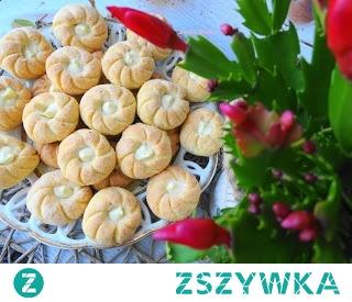 Ciasteczka Twarogowe. Proste i tanie 4-składnikowe ciasteczka.