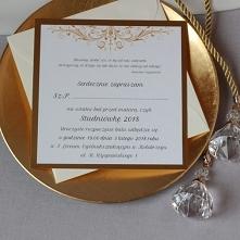 eleganckie zaproszenia na s...
