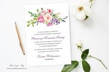 Eleganckie i stylowe zapros...