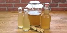 Woda imbirowa: napój do spalania tłuszczu z talii, brzucha i ud