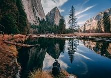 Park Narodowy Yosemite, środkowa Kalifornia :)