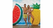 Materac ananas. Kliknij w zdjęcie, aby przejść do sklepu