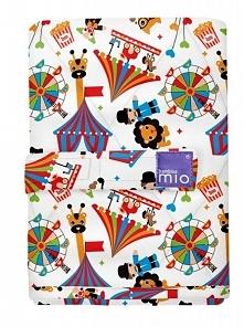 Bambinomio Mata Do Przewijania 60×43 Circus Time