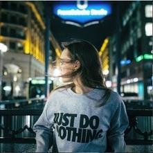 Bluza Just Do Nothing :D Kliknij w zdjęcie, by przejść do sklepu -> SklepKobietki.pl