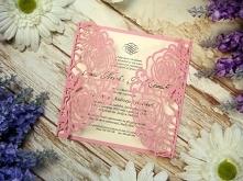 ażurowe zaproszenia na ślub...