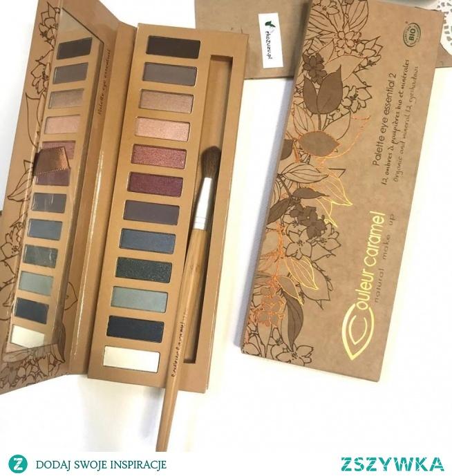 piękna paletka 12cieni Couleur Caramel to idealny prezent dla siebie lub bliskiej osoby <3