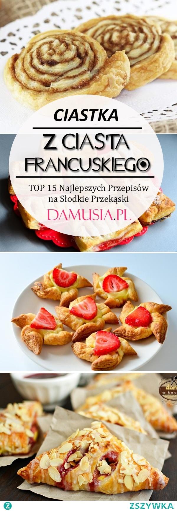 Pyszne Ciastka z Ciasta Francuskiego: TOP 15 Najlepszych Przepisów na Słodkie Przekąski