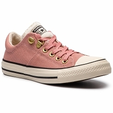 Trampki CONVERSE - Ctas Madison Ox 562484C Rust Pink/Natural Ivory/Black
