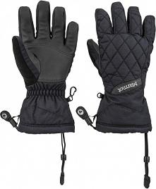 Marmot Wm's Moraine Glove Black L