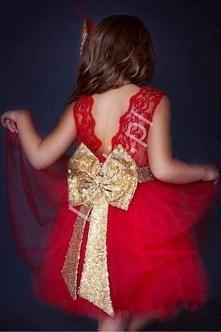Sukienka dla dziewczynki z ...