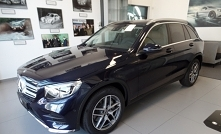 Mercedes-Benz GLC 250 4MATI...