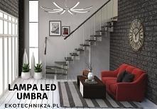 Lampa LED Umbra.