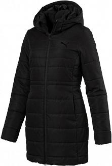 Puma Kurtka Damska Ess Hooded Padded Coat Black S