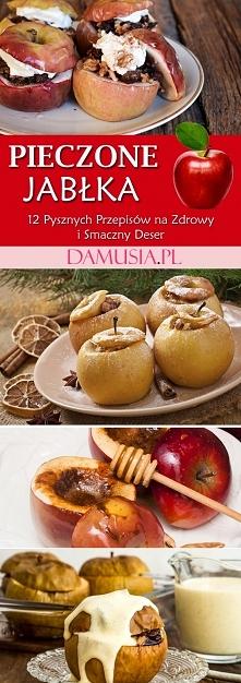 Pieczone Jabłka – 12 Pyszny...