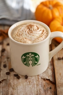 Pumpkin spice latte -  prze...