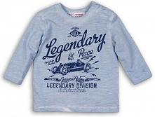 Minoti Chłopięcy T-Shirt Legendary 104 - 110 Niebieski