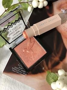 Zamienniki drogich kosmetyków. Na Blogu artykuł o zamiennikach Fenty Beauty o...
