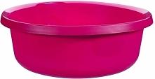 Curver Miska okrągła Essentials różowa 16L (21414735)