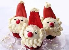 Świąteczne babeczki - 12 pr...