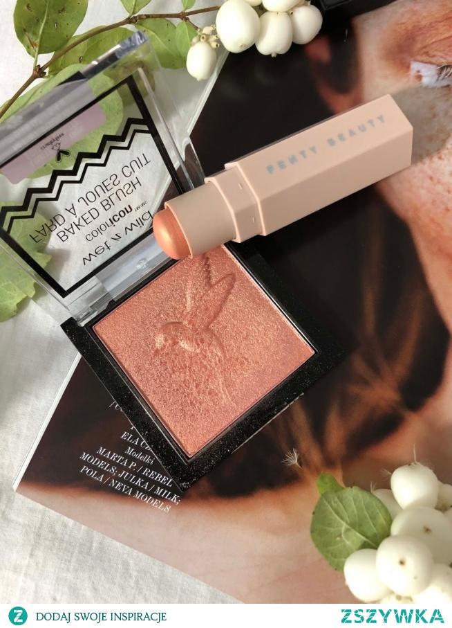 Zamienniki drogich kosmetyków. Na Blogu artykuł o zamiennikach Fenty Beauty oraz Bobbi Brown