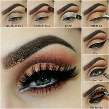♡♡♡Zapraszam do obserwowania♡♡♡ na moim profilu pojawi się dużo ciekawostek i trików makijażowych, oraz recenzję kosmetyków i akcesoriów do makijażu :)