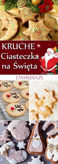 Kruche Ciasteczka na Święta: TOP 12 Szybkich Przepisów na Świąteczne Ciastka