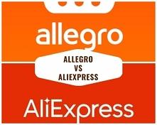 Aliexpress vs Allegro- tanie zakupy