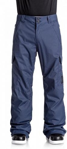 DC Spodnie Snowboardowe Banshee Pnt M Snpt bsn0 Insignia Blue Xl