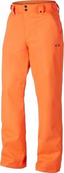 Oakley Spodnie Snowboardowe Sun King 10k Bzs Pants Neon Orange Xl