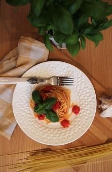 Spaghetti al pomodoro <3...
